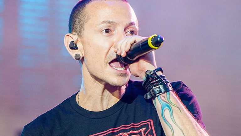 Linkin Park and Grey Daze frontman Chester Bennington