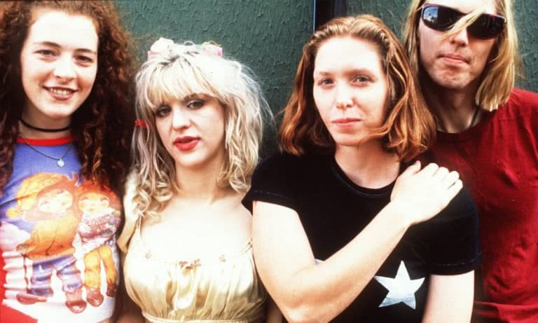 Courtney Love is happy, healthy and not ruling out a Hole reunion