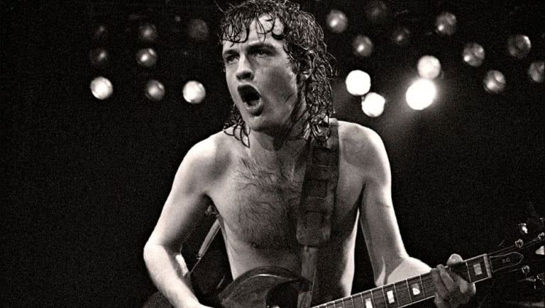 Angus Young names the AC/DC song he regrets the most