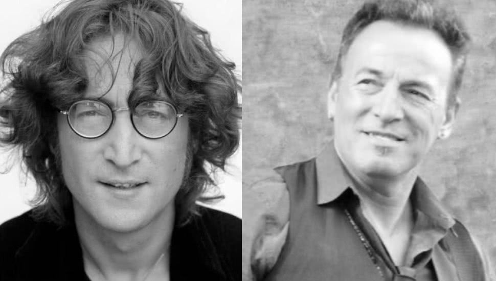 Let's remember what John Lennon said about Bruce Springsteen in his last interview