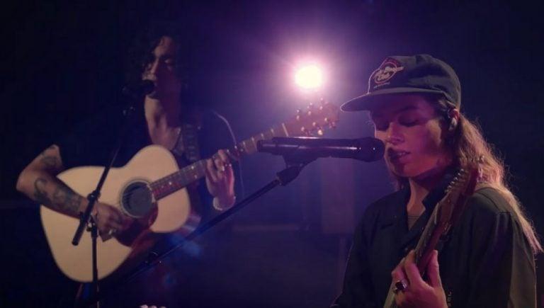 Tash Sultana performs 'Dream My Life Away' on MTV Unplugged