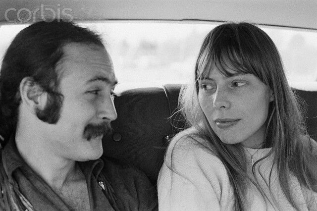 """David Crosby says Joni Mitchell is """"10 times the musician"""" as Bob Dylan"""