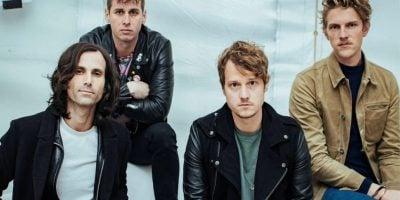 Foster the People drummer Mark Pontius leaves the band