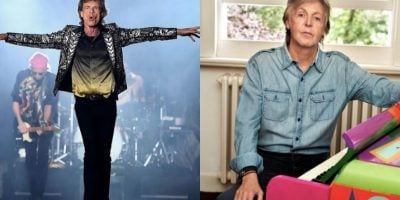 Mick Jagger fires back at Paul McCartney after blues cover band dig