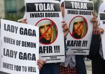Lady Gaga Cancels Indonesian Concert After Threats From Islamic Fundamentalists