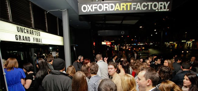 Sydney Venue Claims Music Category In 2012 Bar Awards