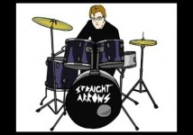 Straight Arrows – Something Happens