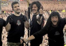Anthrax Singer Sues Band For $2.5 Million