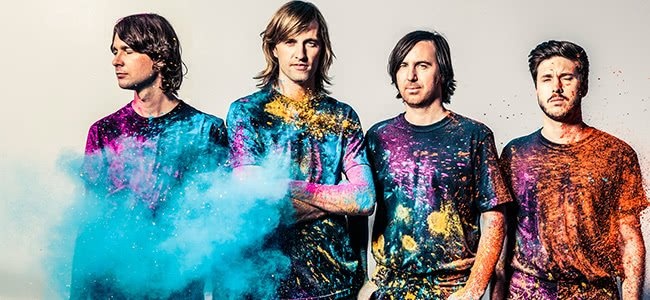 Cut Copy Talk Free Your Mind, Hanging Out With Alexander Skarsgard, & Not Pissing Off Kanye West