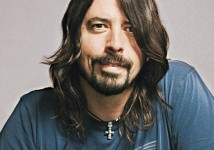 Dave Grohl Honoured With 400kg Drumsticks