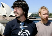 Dave Grohl 'Not Cool' With Michael Jackson LP