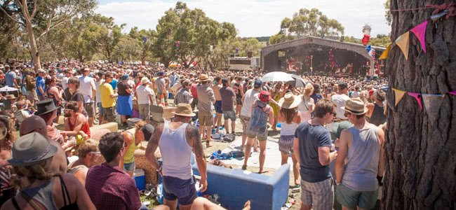 Meredith Music Festival 2012: Day One