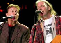 Paul McCartney Feat Neil Young