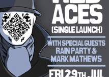 Red Aces (Single Launch)