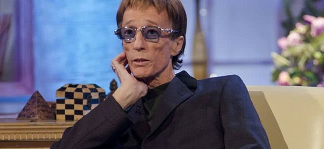 Bee Gees Co-Founder Robin Gibb Dead, Aged 62