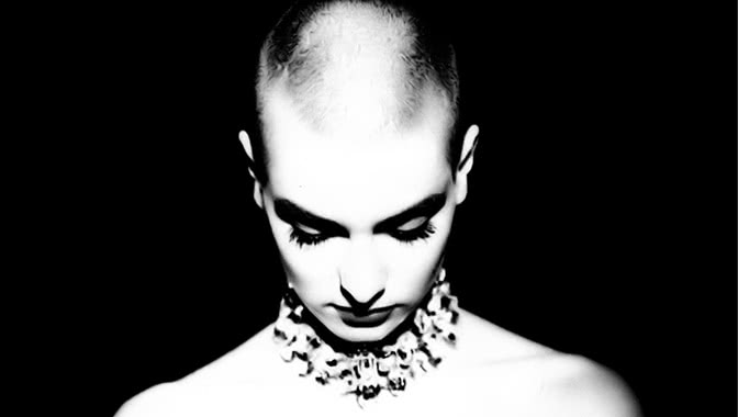 sinead oconnor black and white