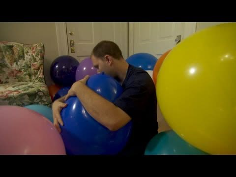 Man Is Actually In Love With A Balloon