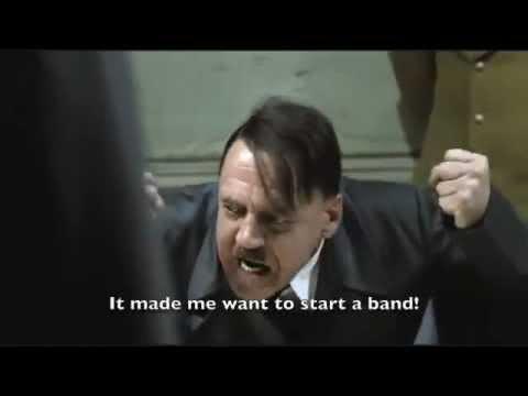Hitler Rants About Triple J