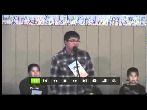 Greatest Spelling Bee Fail Ever
