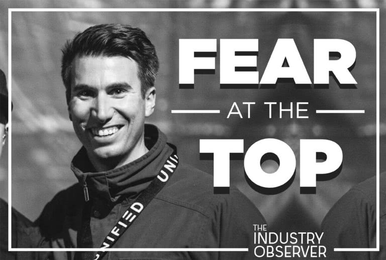 Fear At The Top: Jaddan Comerford, UNIFIED
