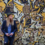 stu larsen Toowoomba artist press shot graffiti wall