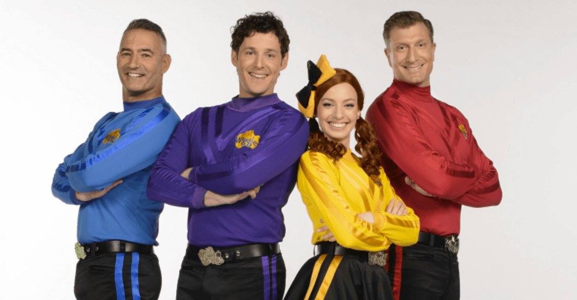 the wiggles 2017