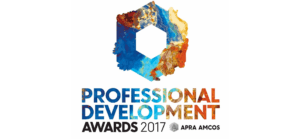 Logo for the 2017 2017 Professional Development Awards