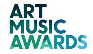 Logo for the Art Music Awards