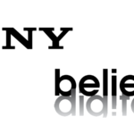 Image featuring the logos for Sony and Believe Digital