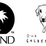 2 panel image featuring the logos for Island Records Australia and Our Golden Friend