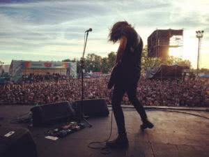 Courtney Barnett at Music Wins Festival, Buenos Aires