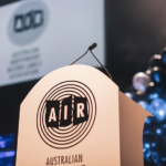 Image of the Australian Independent Record Labels Association award ceremony