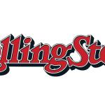 Logo of influential music magazine Rolling Stone