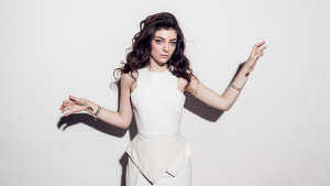 New Zealand pop superstar Lorde