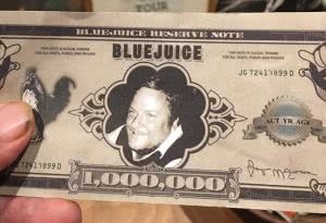 todd wagstaff on a bluejuice note