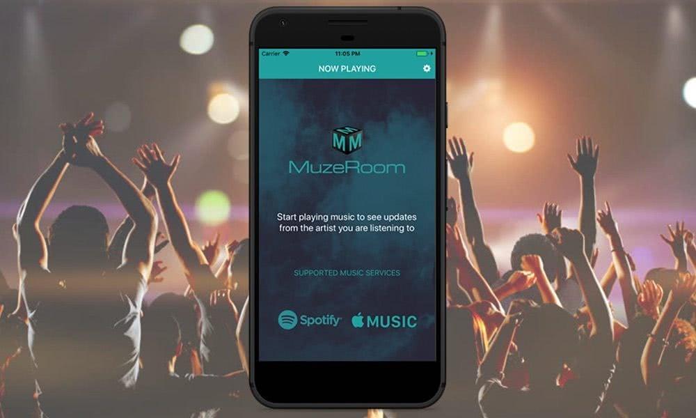 muzeroom app
