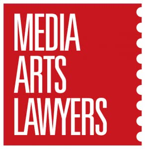 Media-Arts-Lawyers-logo red and white