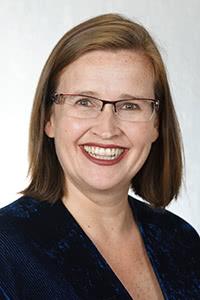 Sex Discrimination Commissioner Kate Jenkins