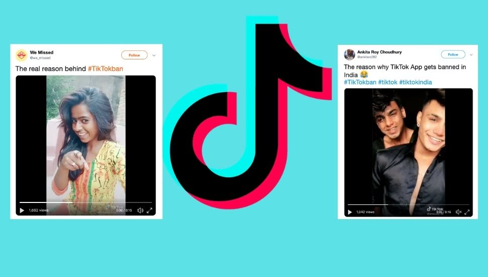 TikTok's users in India are now flooding Twitter with their memes | TIO