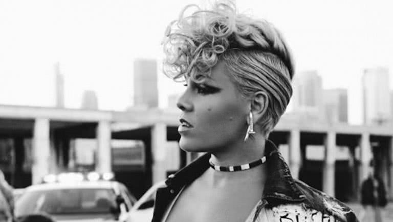 Pink keeps No. 1 spot on ARIA Chart