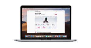 apple music for artists desktop view