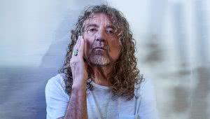 Image of Led Zeppelin frontman Robert Plant