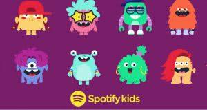 spotify kids app