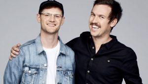 Image of Rolling Stone Australia awards hosts Ben & Liam